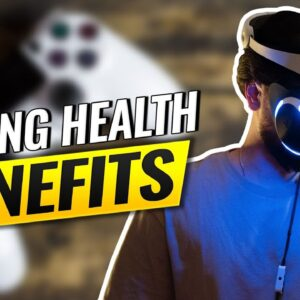 5 Hidden Health Benefits You'll Get From Gaming