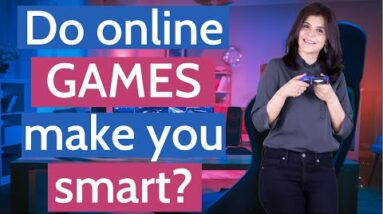 Can Online Gaming Make You Smarter? | Benefits of Playing Online Video Games - ChetChat