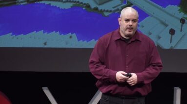 Using video games to foster community and social interaction | Stuart Duncan | TEDxYorkU