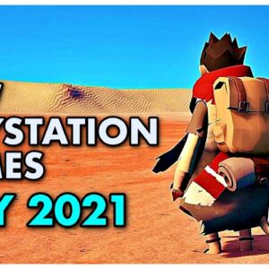 Upcoming New PlayStation Games In July 2021 - New PS4/PS5 Games July 2021