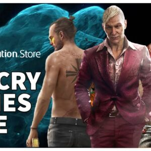 PS Store FarCry Sale - FarCry Games On Big Discount