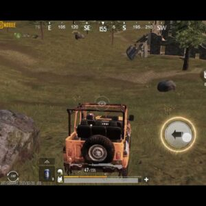 Rush Alone - Tried hard to stay alive 😂  [PubG Mobile Gameplay]
