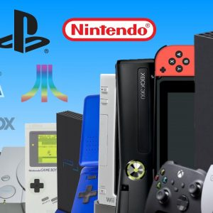 Evolution of Game Consoles