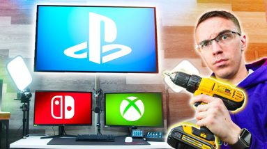 PS5 & Xbox Series X ULTIMATE Streaming Setup!
