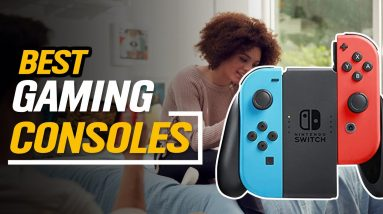 ✅Best Gaming Consoles 👌 TOP 4 Gaming Console Picks   2021 Review