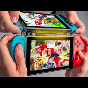 The ULTIMATE Nintendo Switch Build-Off