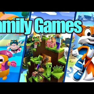 Family-Friendly Games 2020 | Top 10 Games for Kids & Families (PS4,XboxOne,Switch,PC)