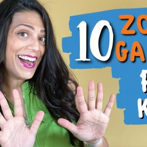 10 UNIQUE ZOOM GAMES for Kids | Easy Virtual Learning Activities for Parents, Therapists & Teachers