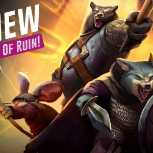 Banners Of Ruin Nintendo Switch Review!
