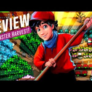 Monster Harvest Nintendo Switch Review