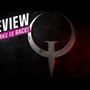 Quake Remastered Nintendo Switch Performance Review!