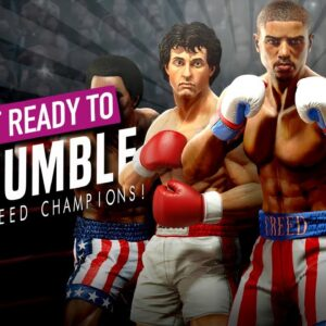 Check Out Big Rumble Boxing: Creed Champions on Nintendo Switch!