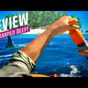 Stranded Deep Nintendo Switch Review!
