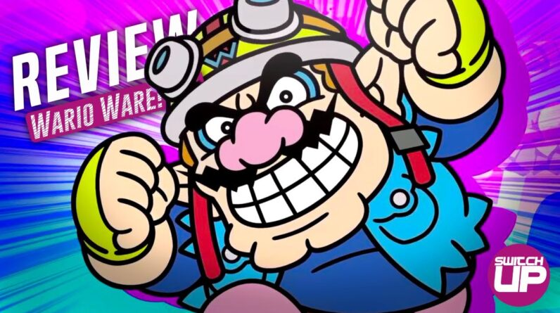 WarioWare: Get it Together Nintendo Switch Review