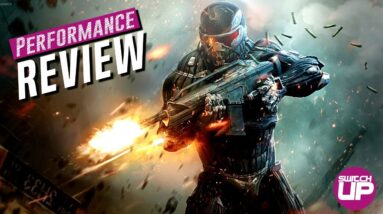 Crysis 2 Remastered Nintendo Switch Performance Review!