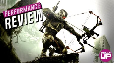 Crysis 3 Remastered Nintendo Switch Performance Review!