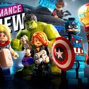 LEGO Marvel Super Heroes Nintendo Switch Performance Review!