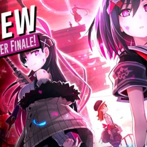 Mary Skelter Finale Nintendo Switch Review!