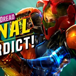 Metroid Dread Nintendo Switch Review
